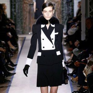 YSL Black & White blazer. Autumn 2011.Never worn.